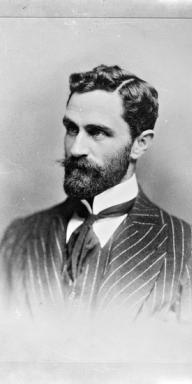 Portrait of Roger Casement courtesy of the National Library of Ireland